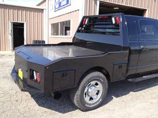 Chevy Blackout Truck >> Truck Beds